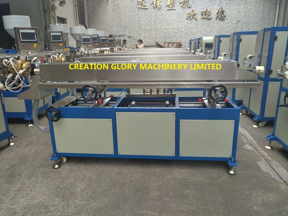 High Quality PA Nylon Pipe Plastic Extruder Machine