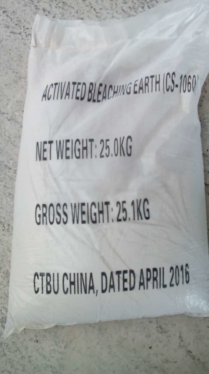 Good Mine Activated Bleaching Earth 1060