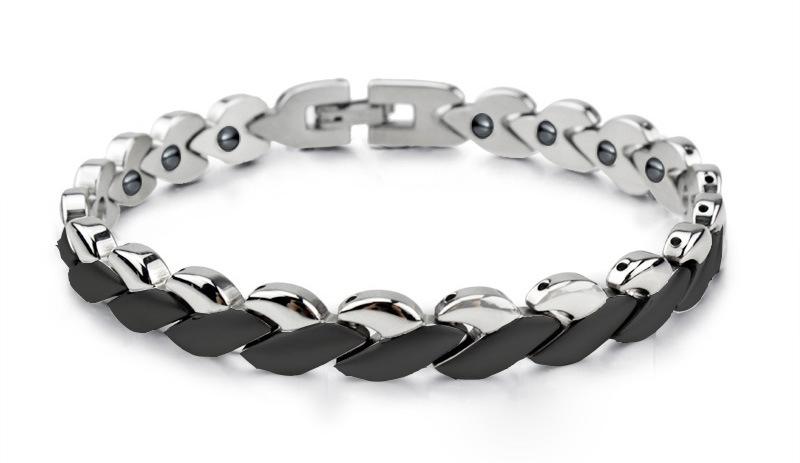 Health Care Titanium Magnetic Energy Jewelry