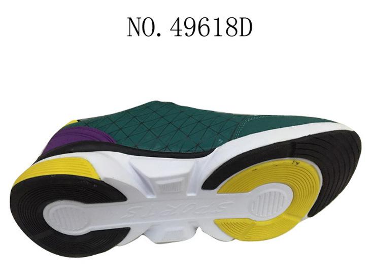 No. 49618 Men Sport Shoes Stock Shoes