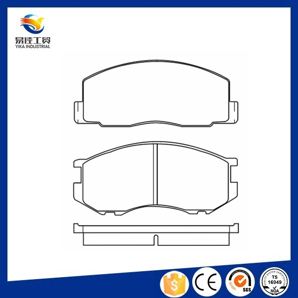 Hot Sale Auto Brake Systems Bus Brake Pad