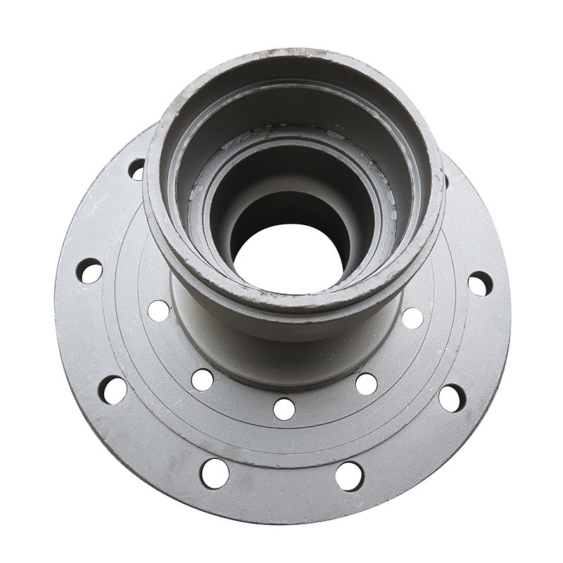 Steel Forging Die Forging Auto Parts Custom-Made Forged Parts for The-Benz-Bus-Hub-Wheel