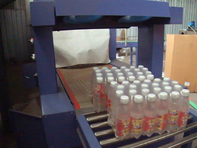 water bottle packaging machine