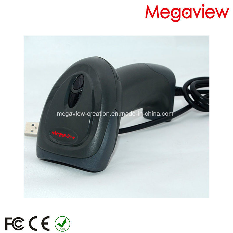 Rugged Design Wired CCD Image 2D Barcode Reader