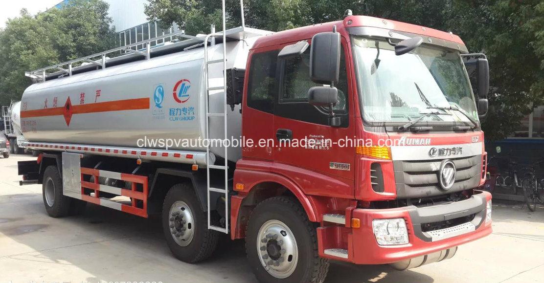 Foton Auman 25000 Litres Tanker Truck 25 Tons Tank Truck for Sale
