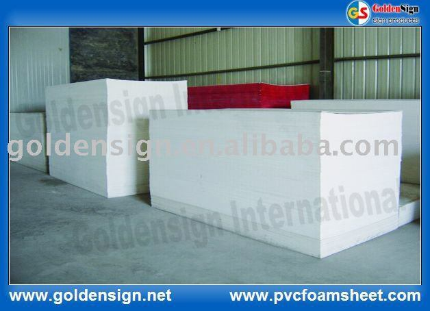PVC Sheet for Advertising and UV Printing