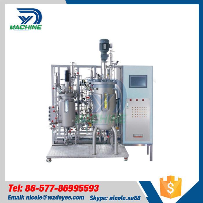 Food Grade Stainless Steel Fermenter Pressure Vessel