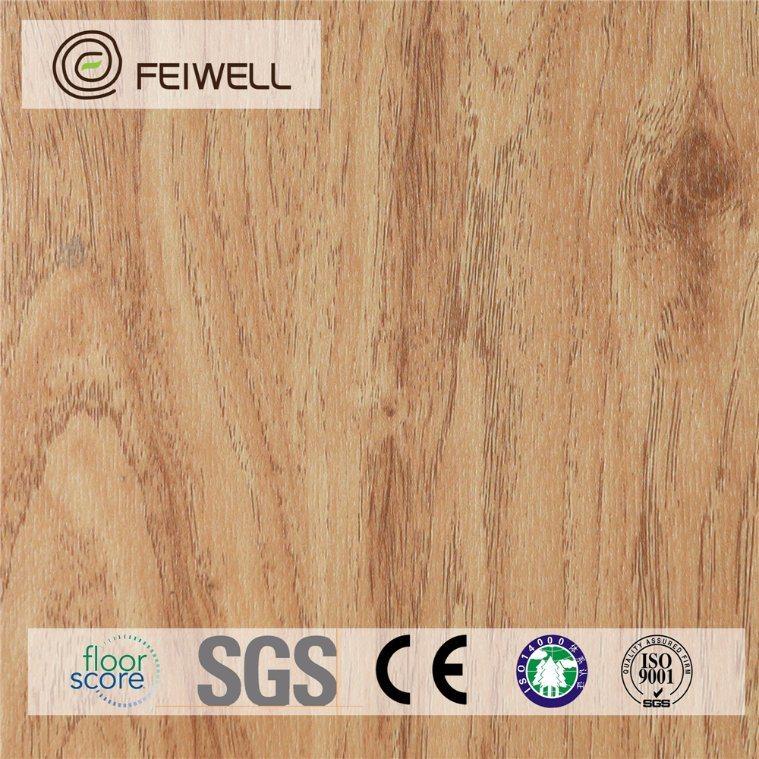 Anti-Mildew Best Selling Vinyl Floor Tile Standard Size