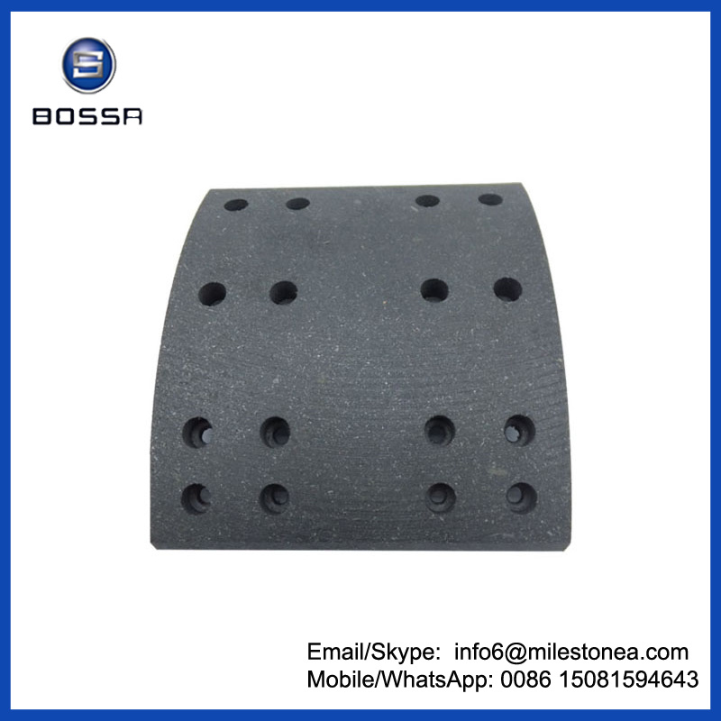 Wholesale Trailer Brake Lining 4515 Used Brake Parts