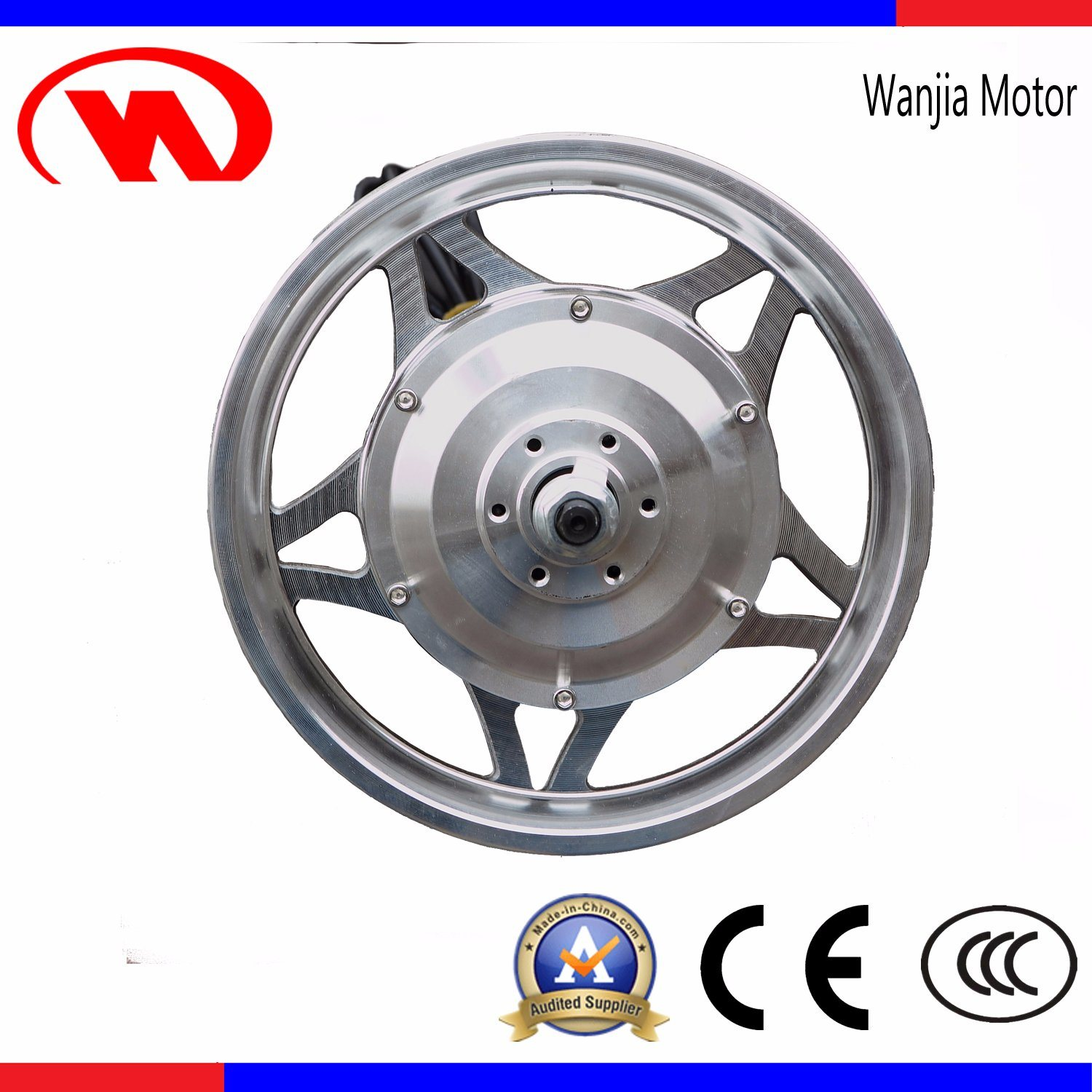 12 Inch Wheel Hub Motor for Lithium Trolley