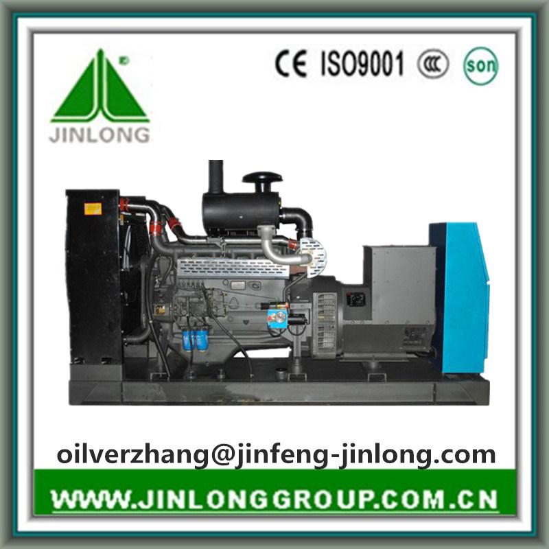 Hot Sale 275kVA AC Three Phase Diesel Generator Silent Type