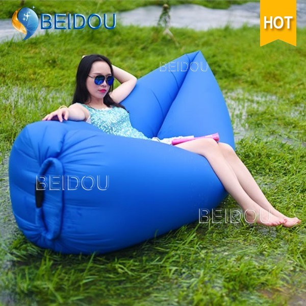 Portable Fast 3seasons Outdoor Camping Inflatable Chair Air Sofa