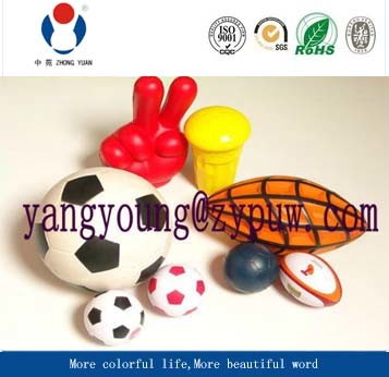 Colorant for PU Resilience Toy
