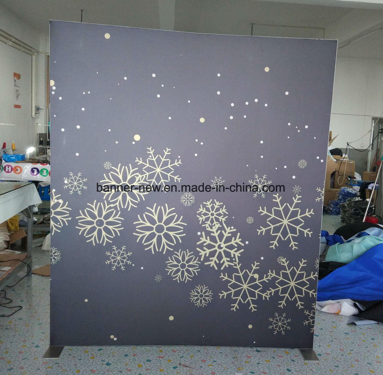 10FT Width Mimaki Printer Aluminum Frame Fabric Display Banner