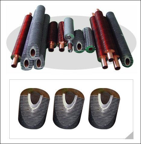 Best Offer Spiral Copper Finned Tube for Air Cooler