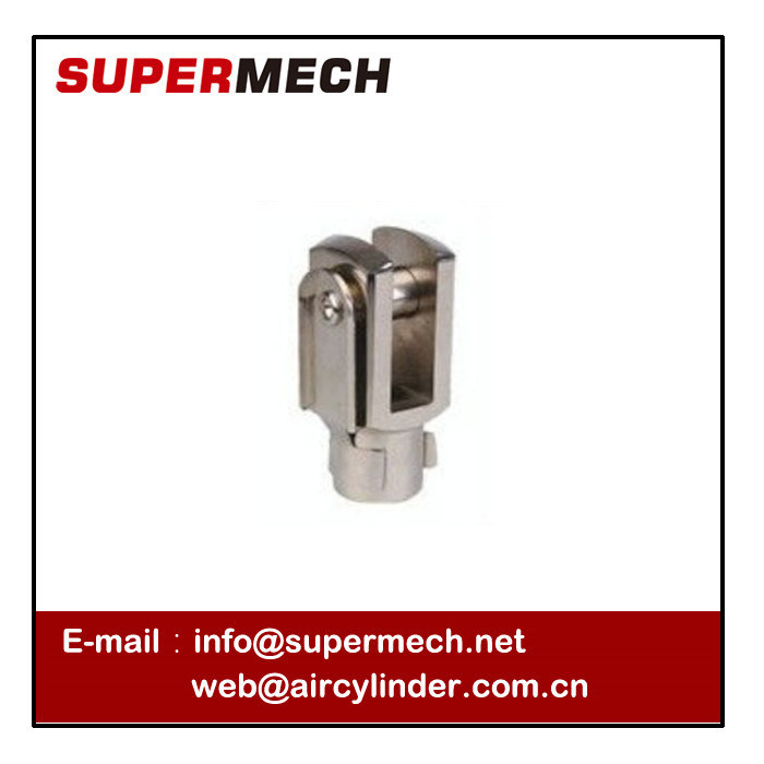 Y Fork for ISO 15552 Standard Pneumatic Cylinder Parts