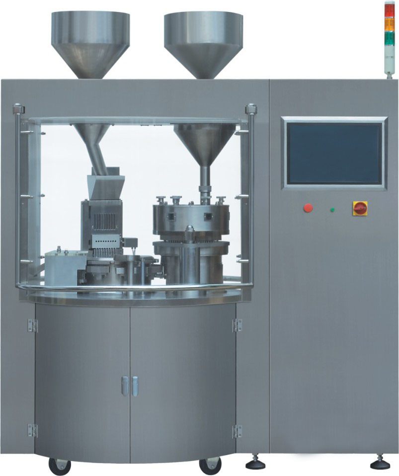 Njp800c Caspule Filling Machine for Powder/Pulvis/ Eyedrops/ Oral Solution/Oral Liquid
