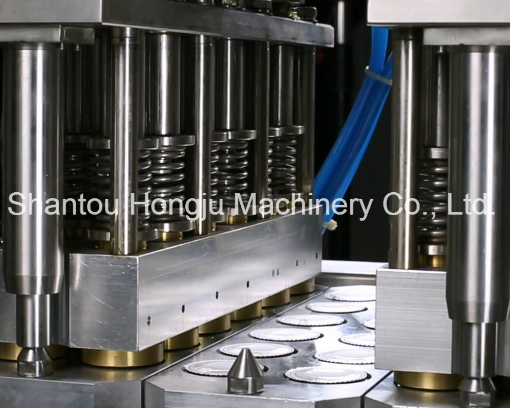 K-Cup Coffee Filling Sealing Machine
