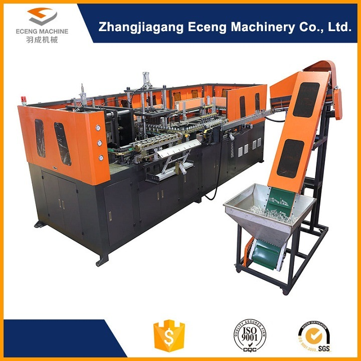Fully-Automatic Bottle Blow Moulding Machine Making 5 Gallon Big Bottle
