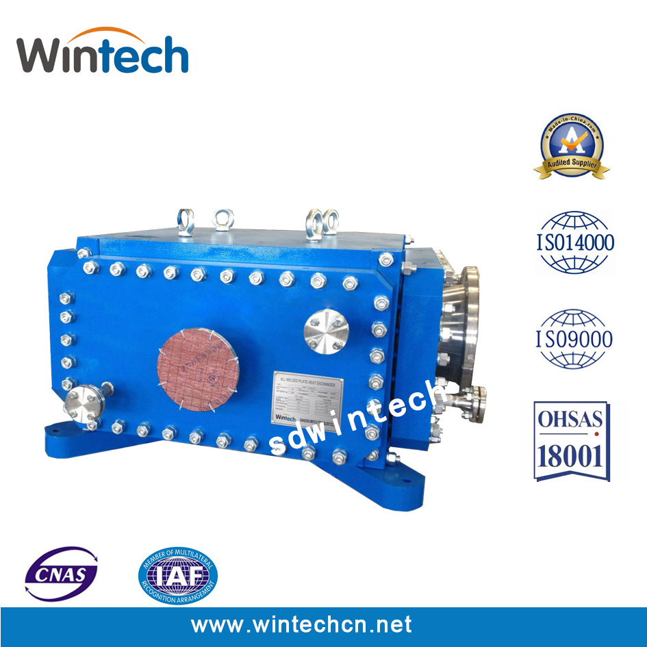 WBH 300 Wide Channel Plate Type Heat Exchanger/Plate and Frame Heat Exchanger/Block Heat Exchanger