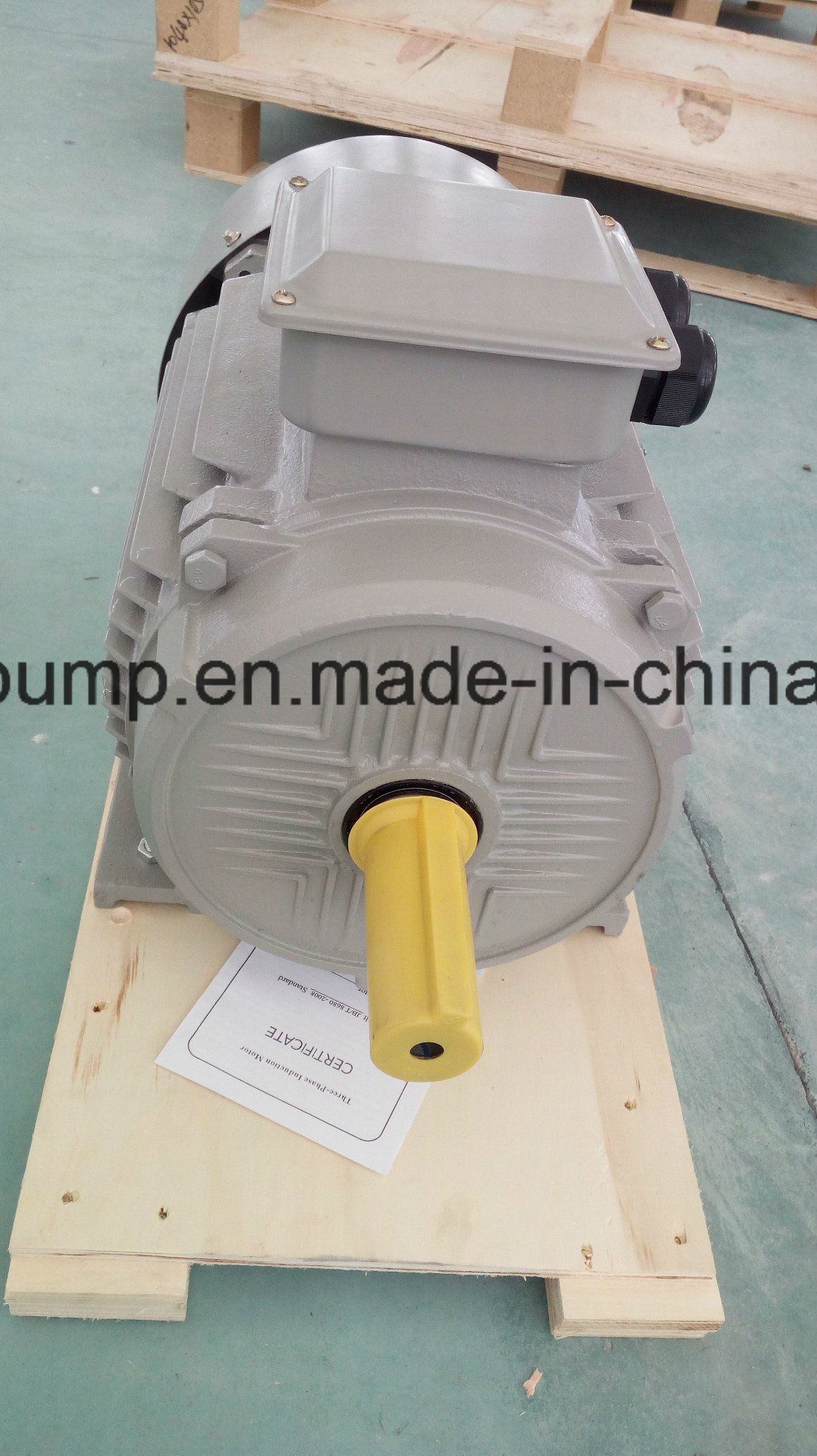 5HP Iron Casting Three Phase Asynchronous Electric Motor