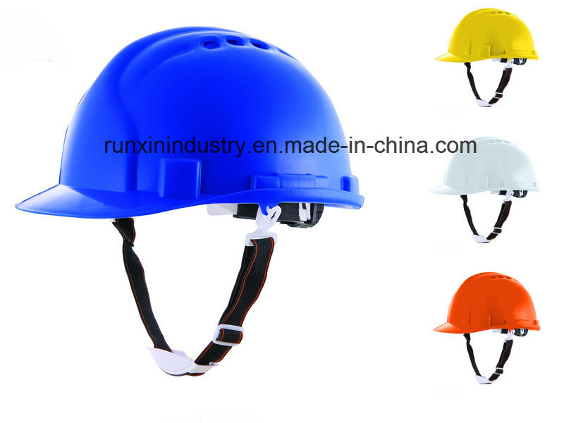 Jsp Type Safety Helmet with Ventilation
