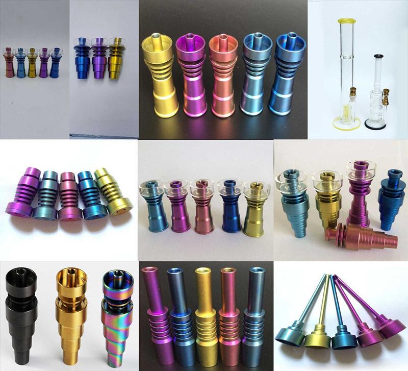 Wholesale Adjustable Domless Titanium Nails