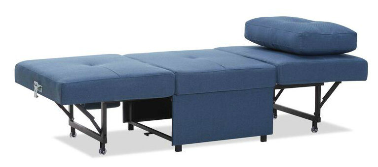 Home Furniture Fabric Functional Single Sofa Bed