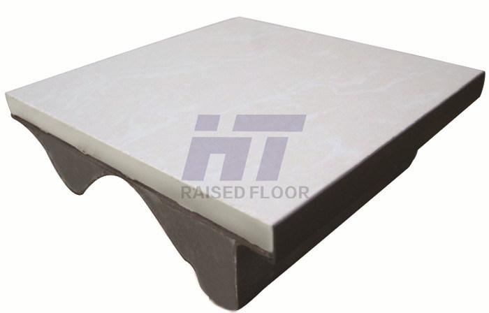 Antistatic Raised Floor with Ceramic Finish