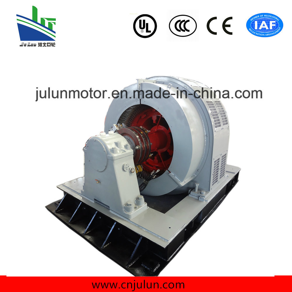 Large-Sized High Voltage 3-Phase Asynchronous Motor Series Yr (Open-type) AC Motor Slip Ring Motor Induction Electric Motor