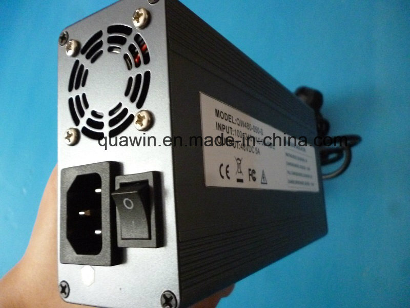 48V 5A IEC Type Lead Acid Battery Charger