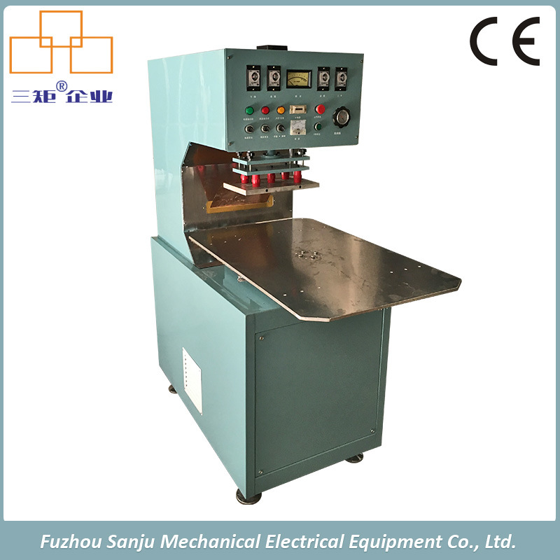 Turntable High Frequency Welding Machine for Blister, Clamshell Sealing