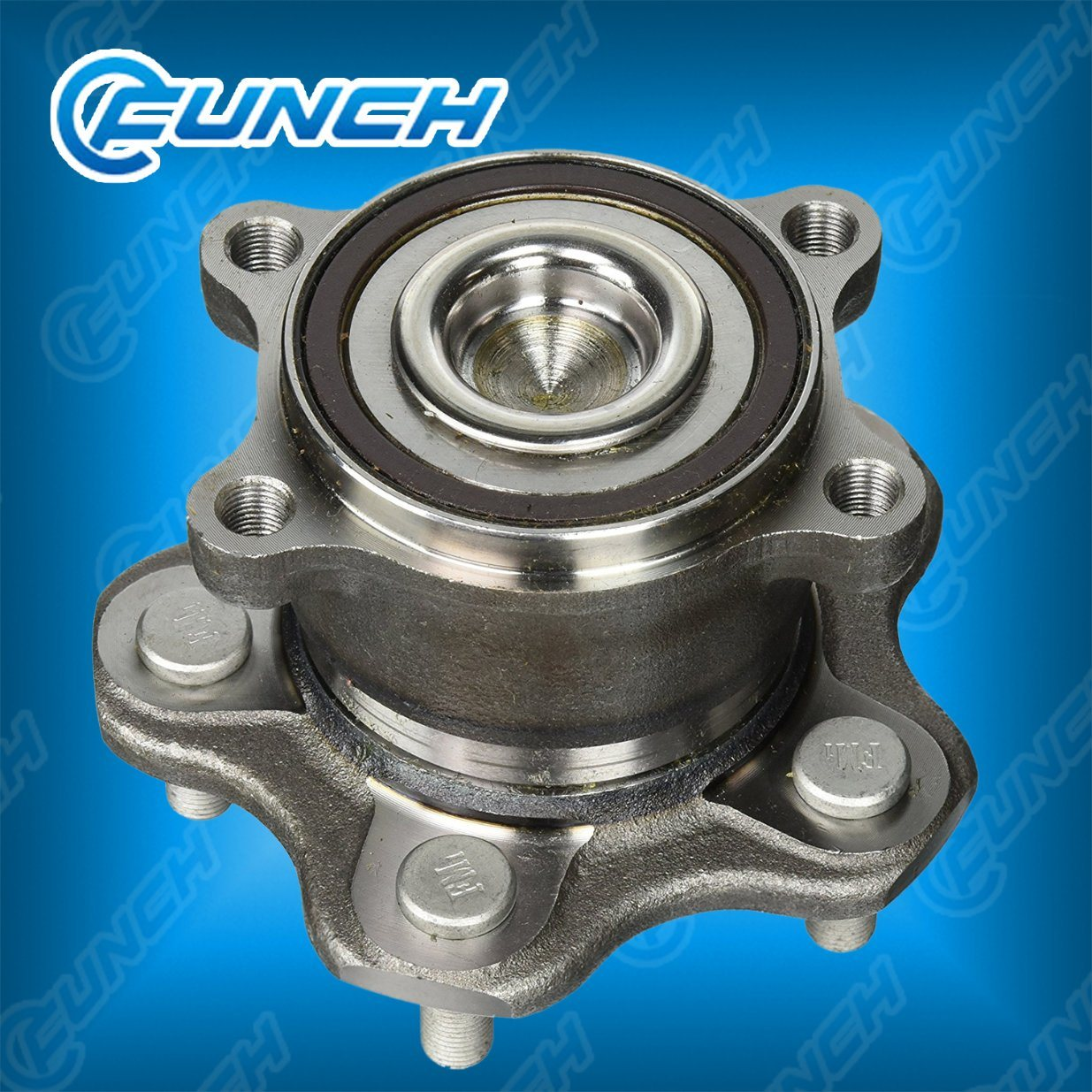 Wheel Hub Bearing Hub Assembly 512389, 512388, 43202-Ja010, Ha590254, Ha590253