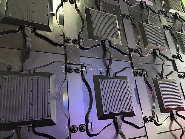 Tesla New Design LED Display Screen for Rental, Media, Event