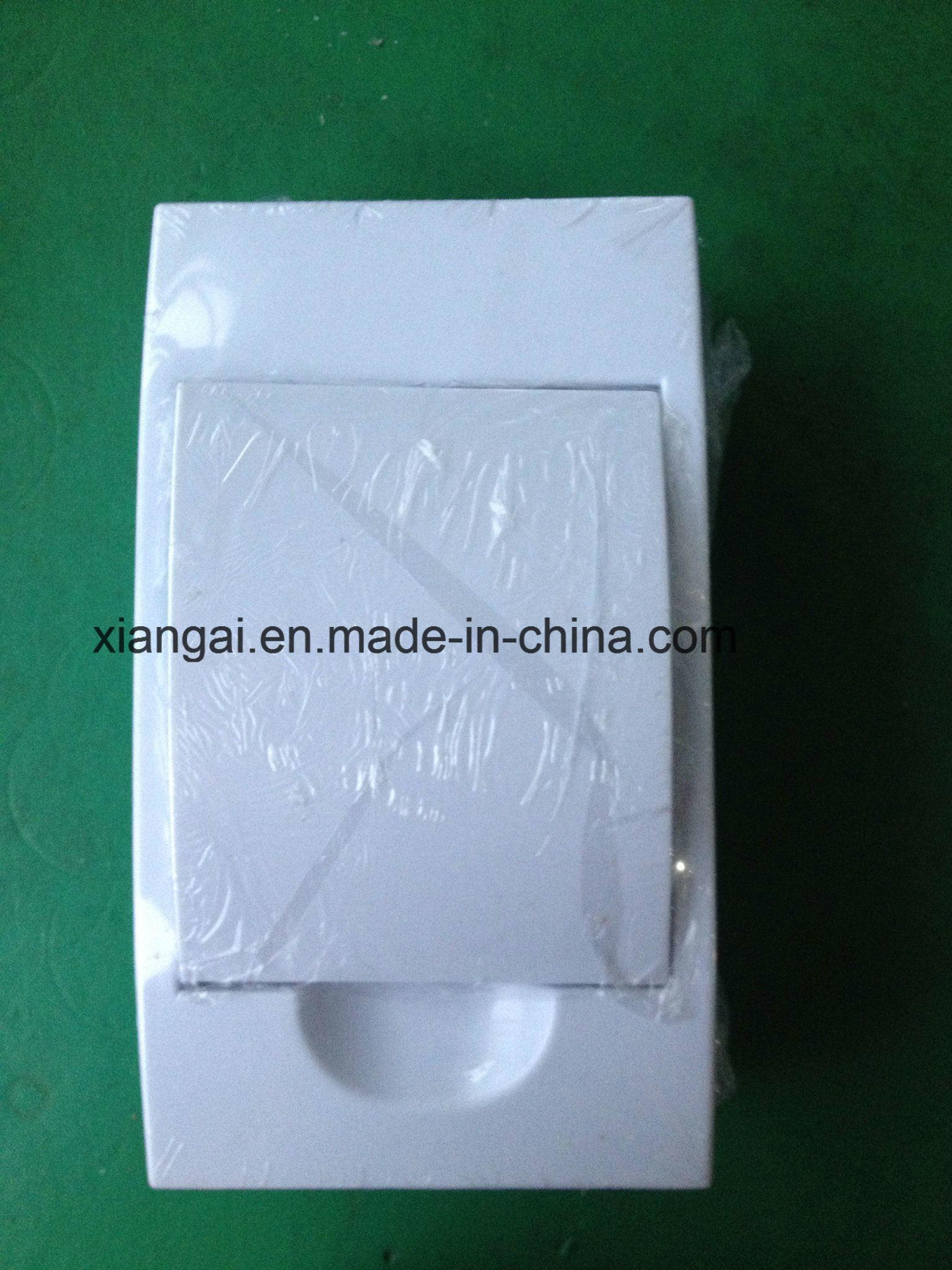 Plastic Enclosure Distribution Box Meter Box Tsm Type of Hc-Ts 4ways