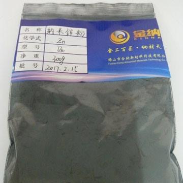 Nano-Zinc Powder for Methanol Synthesis Catalyst