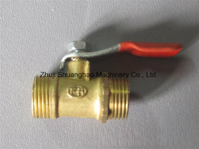 Brass Tiny Ball Valve Gas Valve