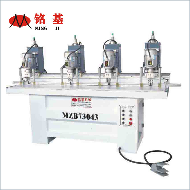 Multi Heads Woodworking Hinge Drilling Machine for Cabinets