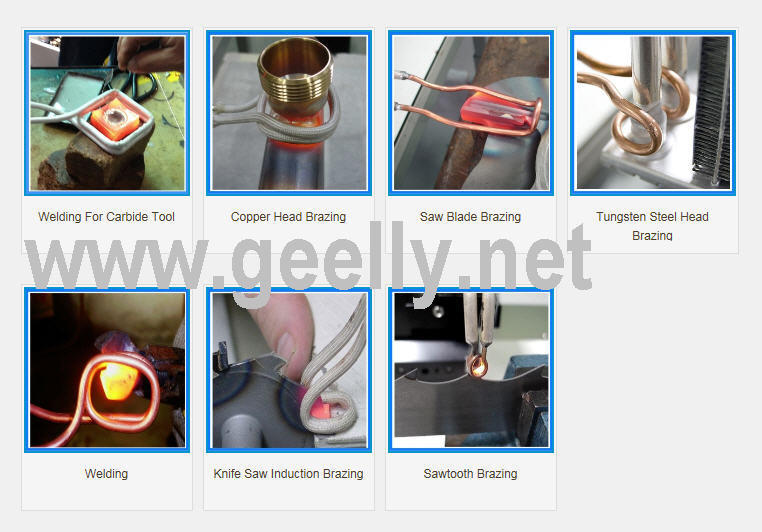 Induction Heater/Brazing/Soldering/Welding Machine