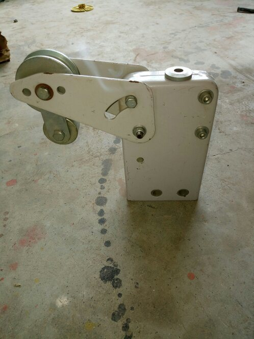 Safety Locks for Suspended Platforms