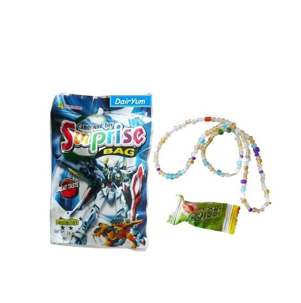 Candy with Toys Which Will Surprise You