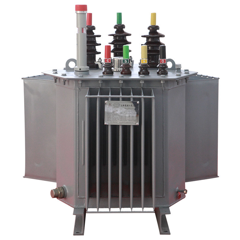 11kv 33kv Oil Immersed Electric Power High Voltage Transformer