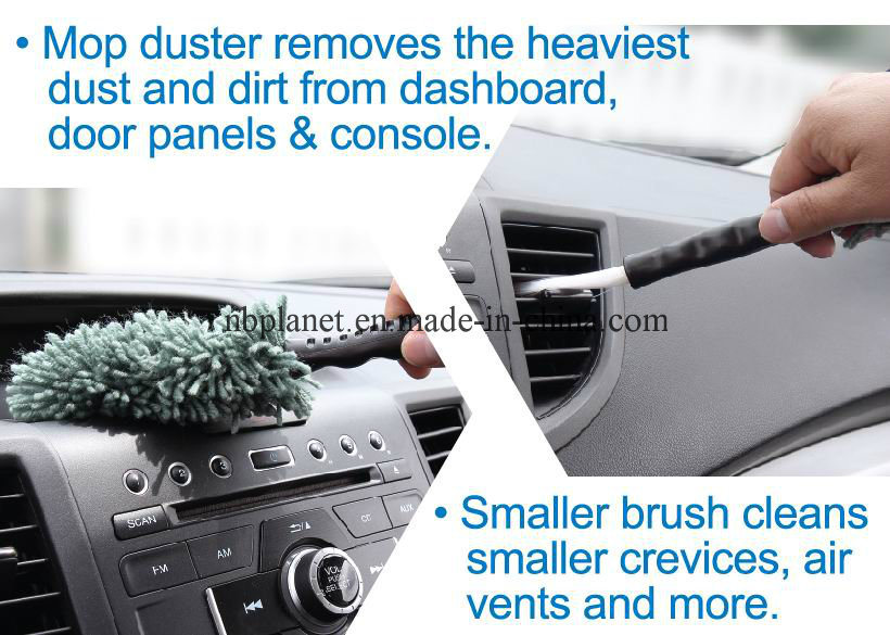 Car Dashboard Brush Mop Duster