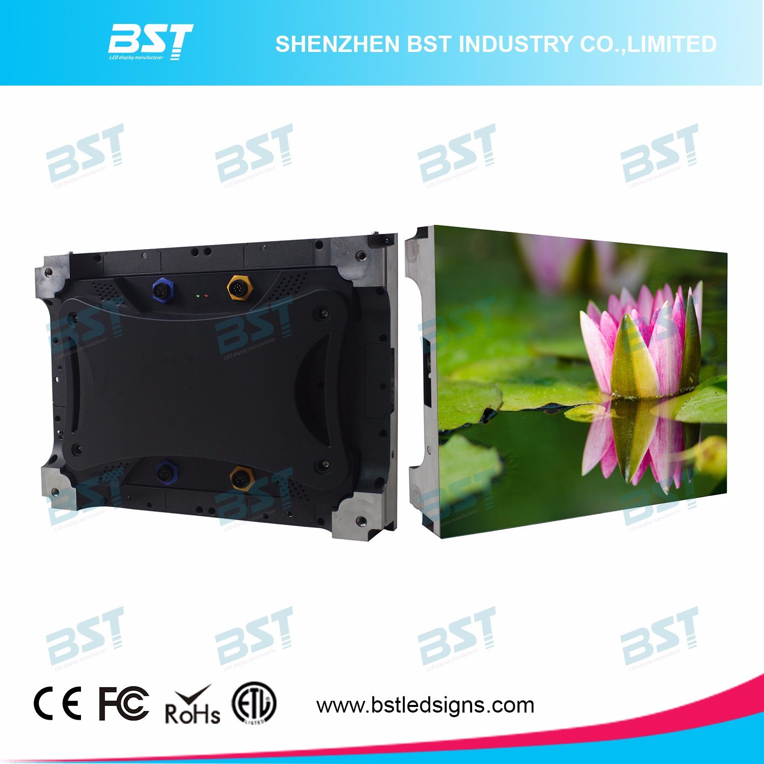P1.5mm Ultral HD Indoor Small Pixel Pitch LED Display Screen