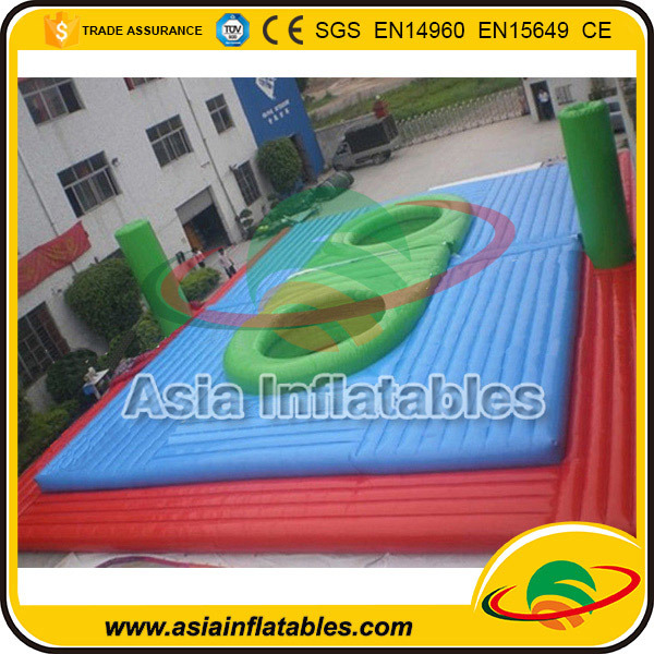 Cheap Inflatable Bossaball Court Inflatable Bossaball Sports Game