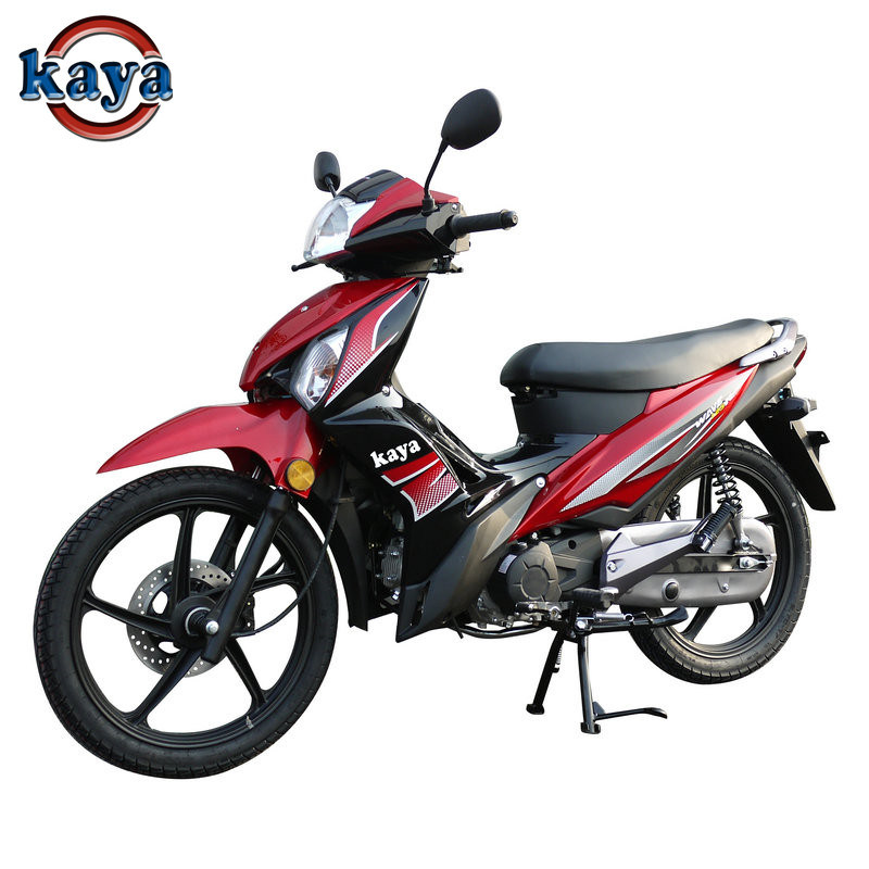 110cc Cub Motorcycle with Alloy Wheel Disc Brake New Model Ky110-27