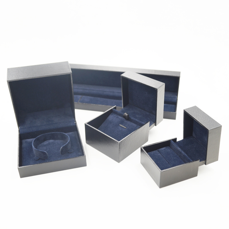 Customized Unique Packaging Gift Jewelry Box (J112-E)