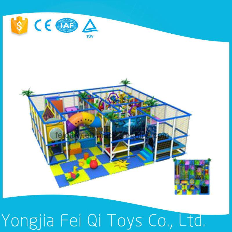 High Quality Popular Kids Plastic Indoor Playground Equipment Children Toy