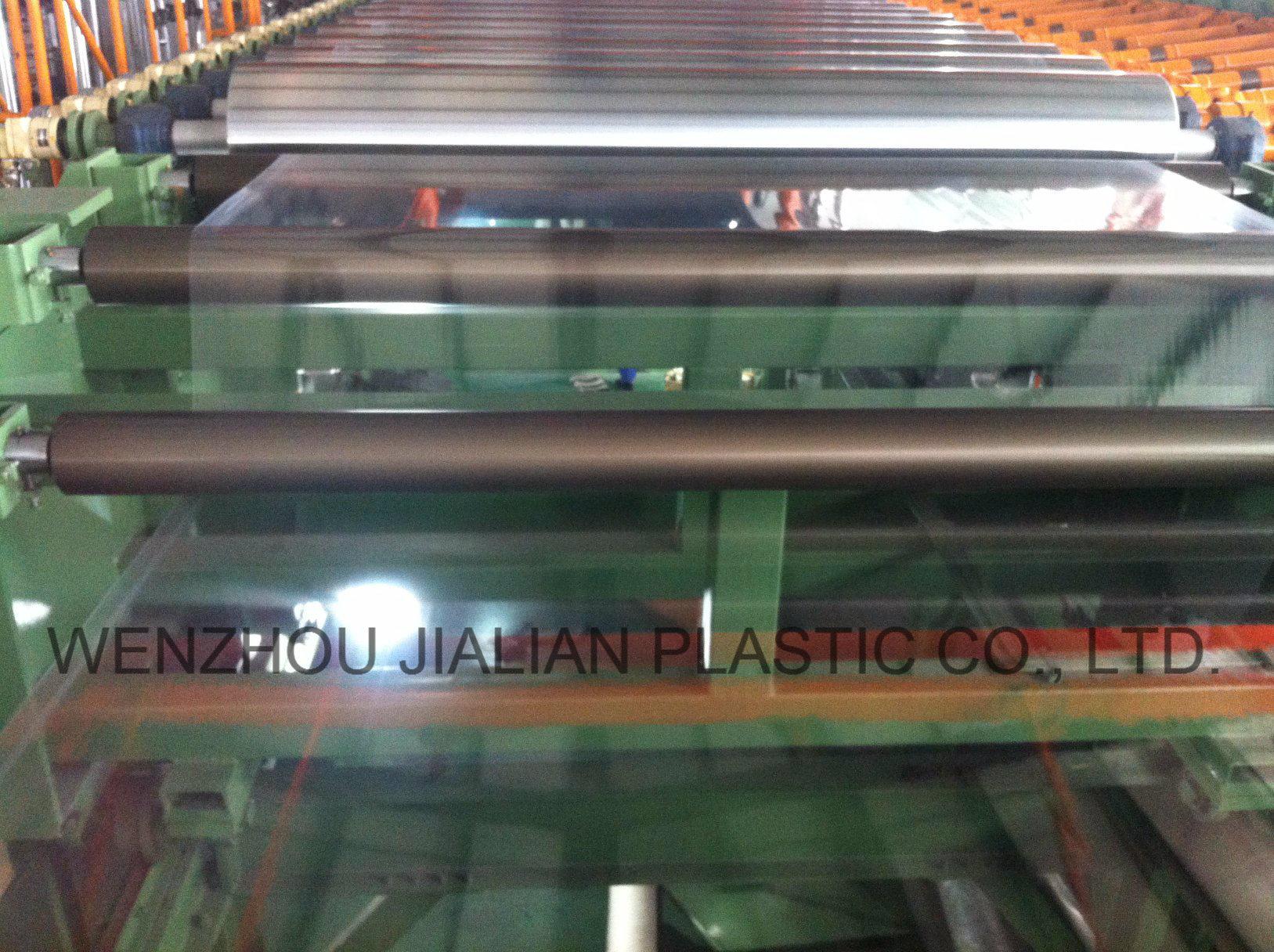 Rigid Transparent PVC Film for Vacuum Thermoforming