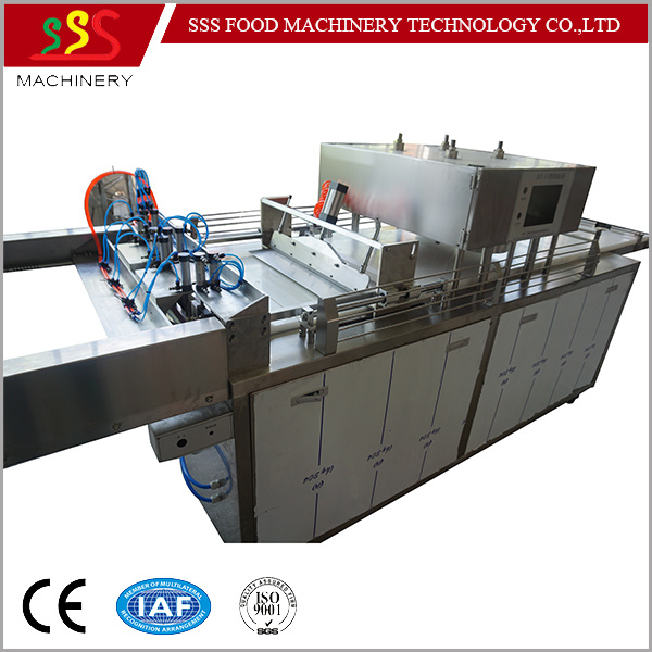 Factory Supply Filming Forming Machine Kubba Pastry Pancake Making Machine